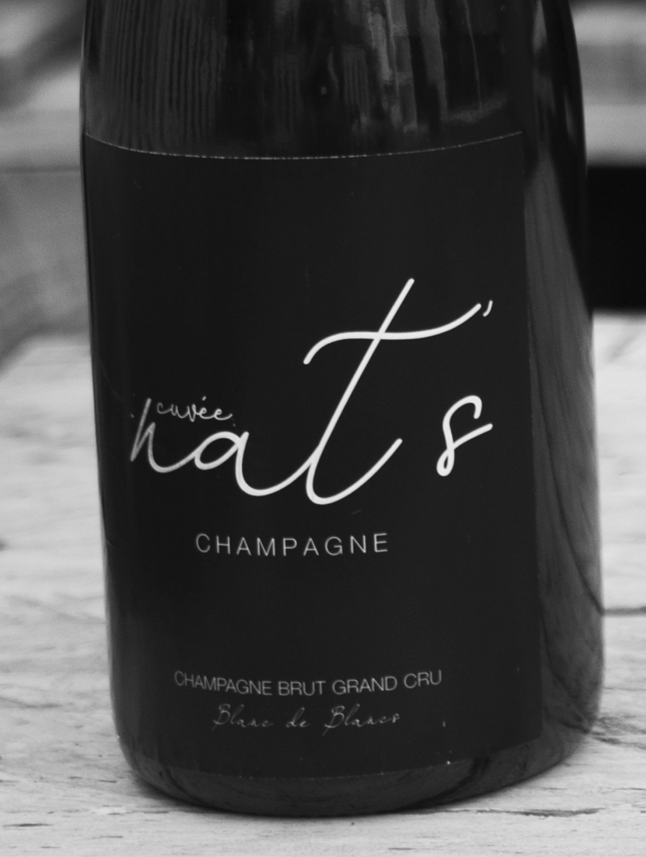 Bouteille - NAT'S Champagne