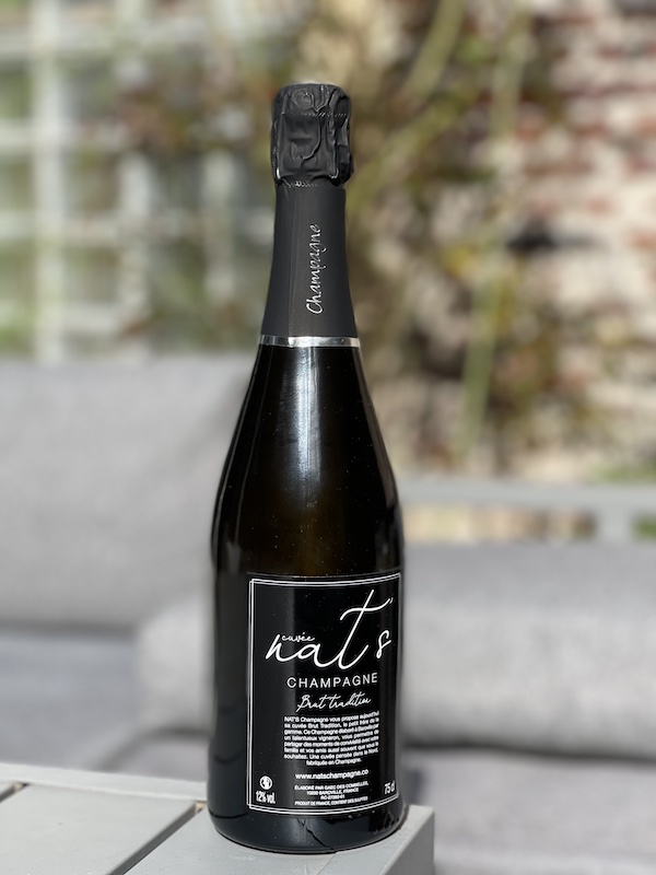 NATS CHAMPAGNE BRUT TRADITION